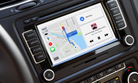 Google Maps now compatible with Apple's CarPlay Dashboard mode