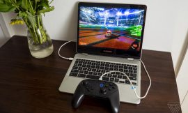 Nvidia's GeForce Now cloud gaming service is available on Chromebooks