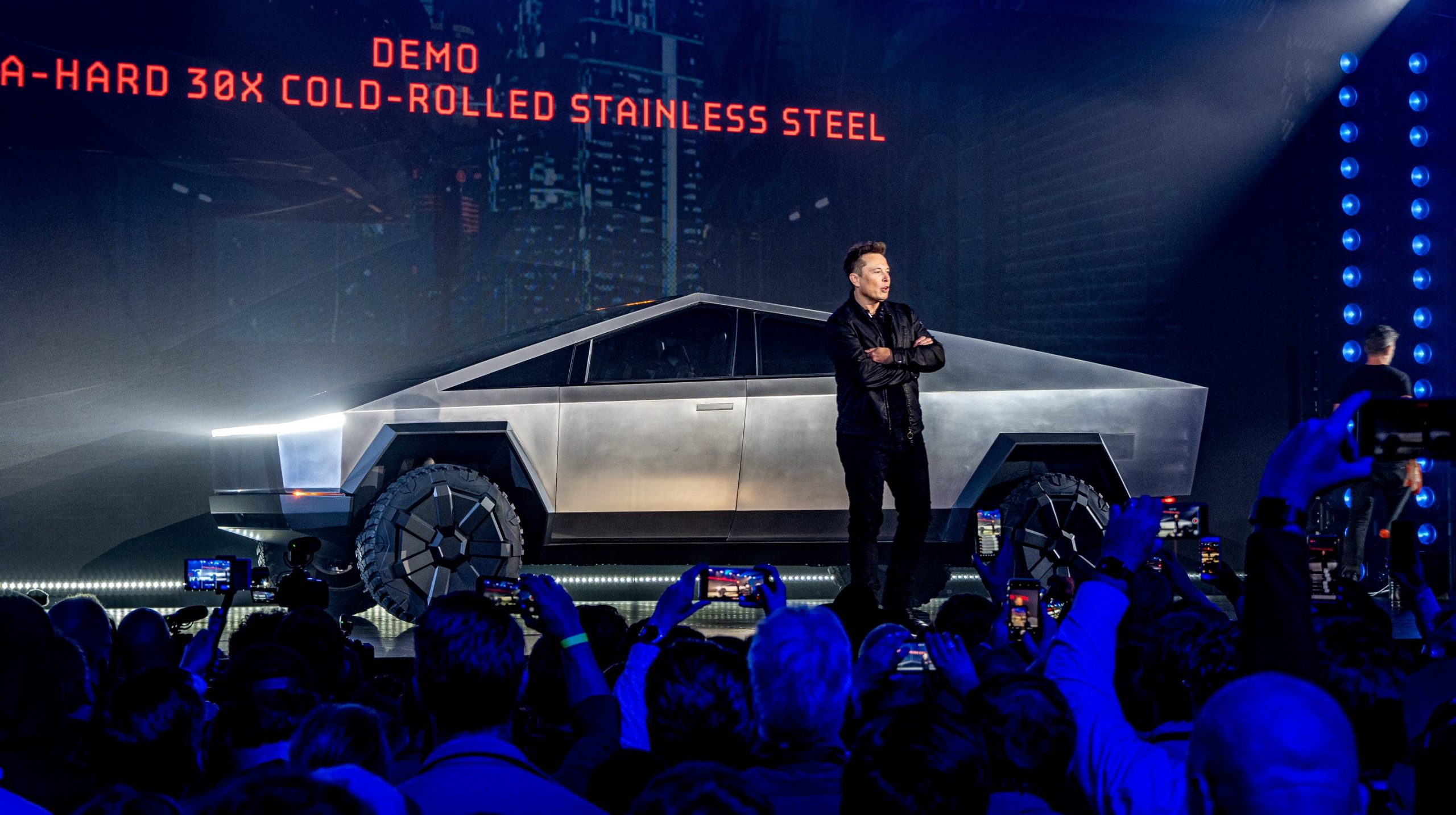 Tesla has a backup plan for the Cybertruck, but don't plan on seeing it