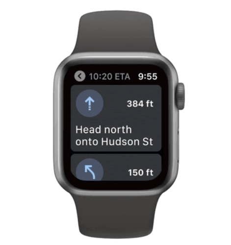 Read more about the article Google Maps Gets CarPlay Dashboard and Apple Watch Support