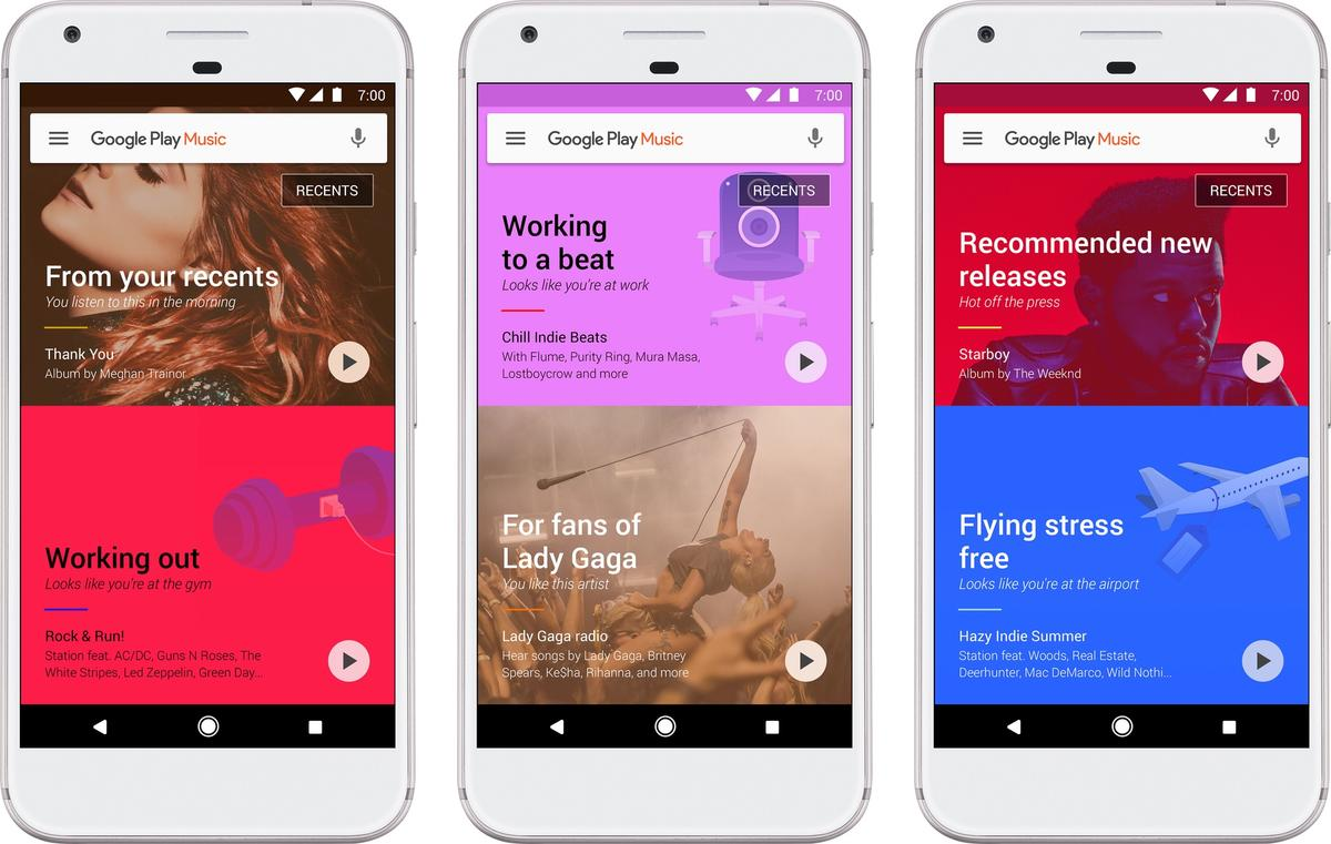 Google Play Music will not make it to 2021