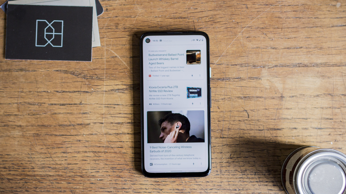 The $349 Google Pixel 4a is the perfect foil to the extravagant Galaxy Note 20