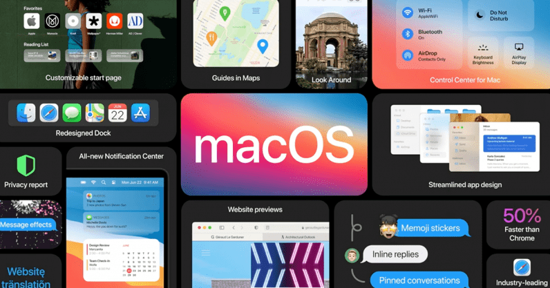 You can now try the macOS Big Sur public beta
