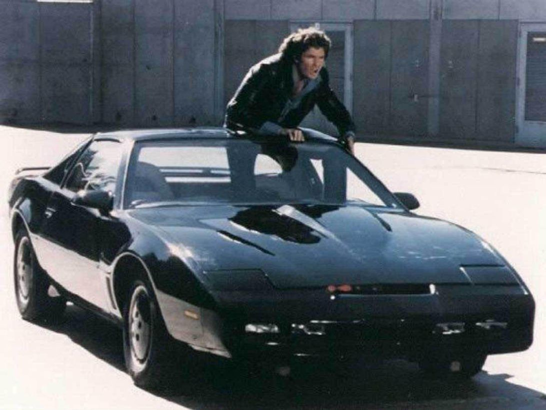Well, someone's turning Knight Rider into a movie