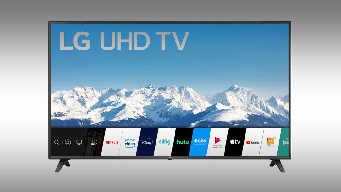 Best Buy just slashed this 75-inch LG 4K HDR TV to $800