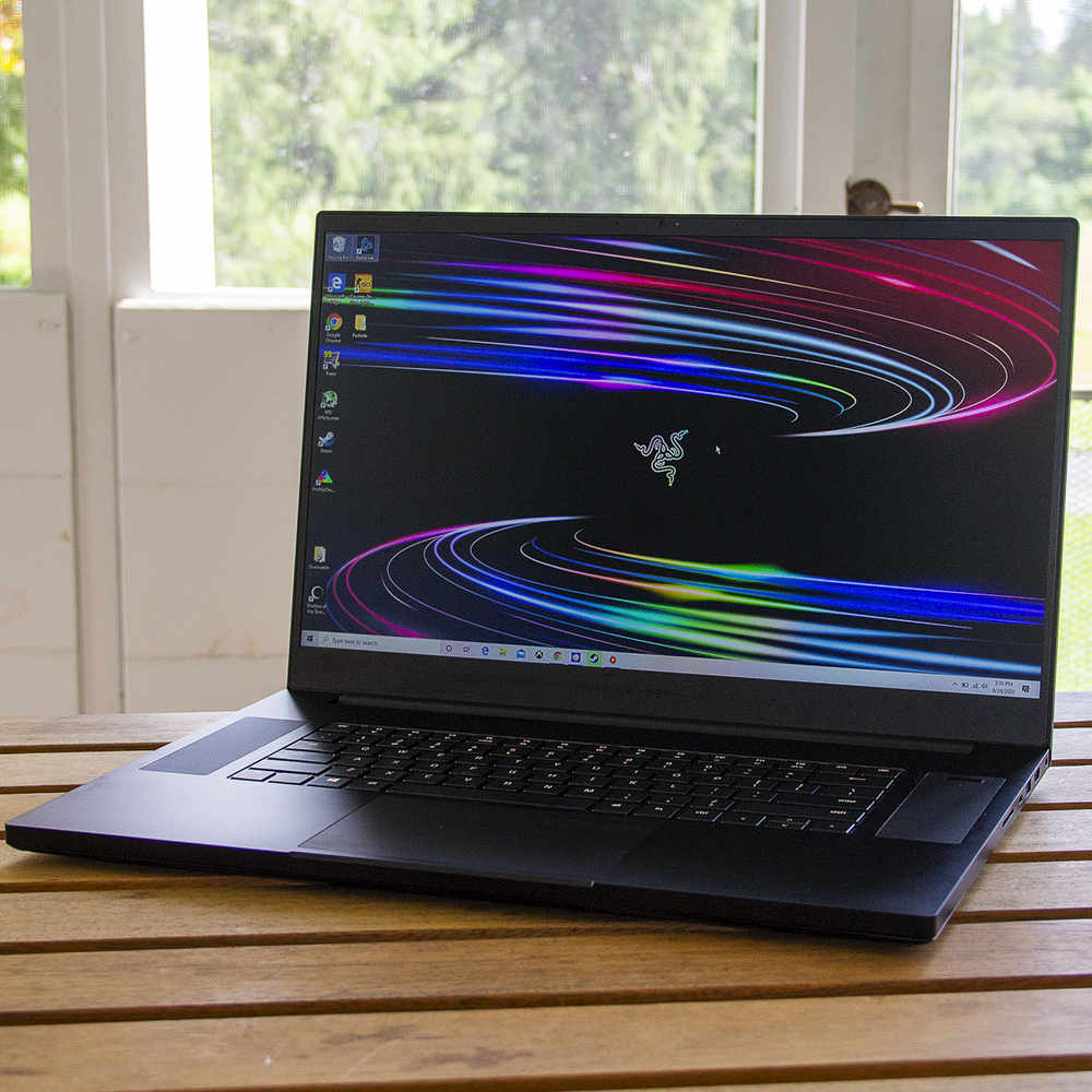 Razer Blade Pro 17 review: big, bold, and powerful