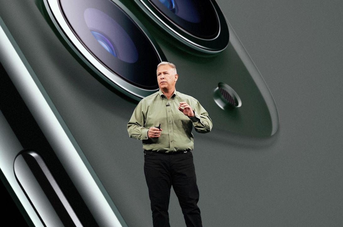 Phil Schiller steps into smaller role at Apple