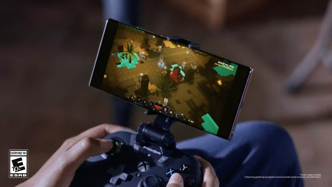 Samsung, Microsoft bring Xbox games to Galaxy devices, including Note 20 and Tab S7