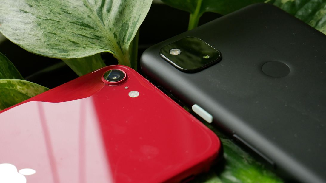 iPhone SE vs. Pixel 4a: Two budget phones with impressive cameras