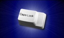 Why Does the Caps Lock Key Exist?