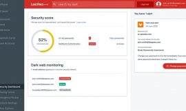 LastPass Launches a New Security Dashboard for All Users, Password Monitoring for Paid Subscribers – Review Geek