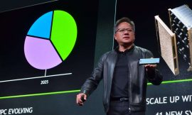 Before establishing Nvidia, founder and CEO Jensen Huang designed microprocessors for… Trivia