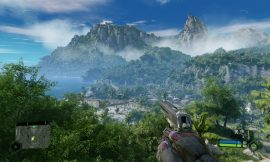 """Crysis Remastered's top graphics setting is called """"Can it Run Crysis?"""" Crytek releases 4K screenshot"""