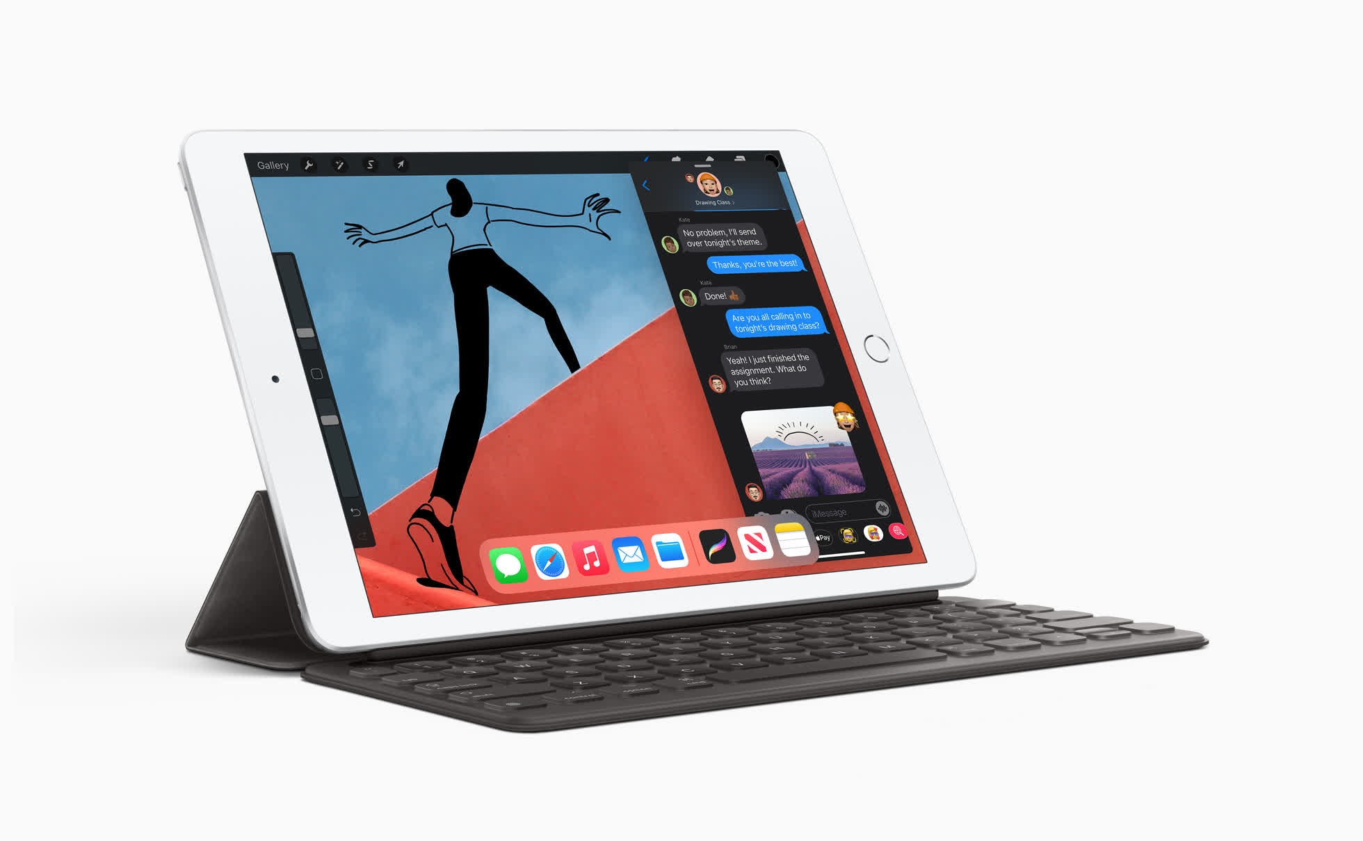 Apple unveils new iPad with upgraded internals, redesigned iPad Air with A14 SoC