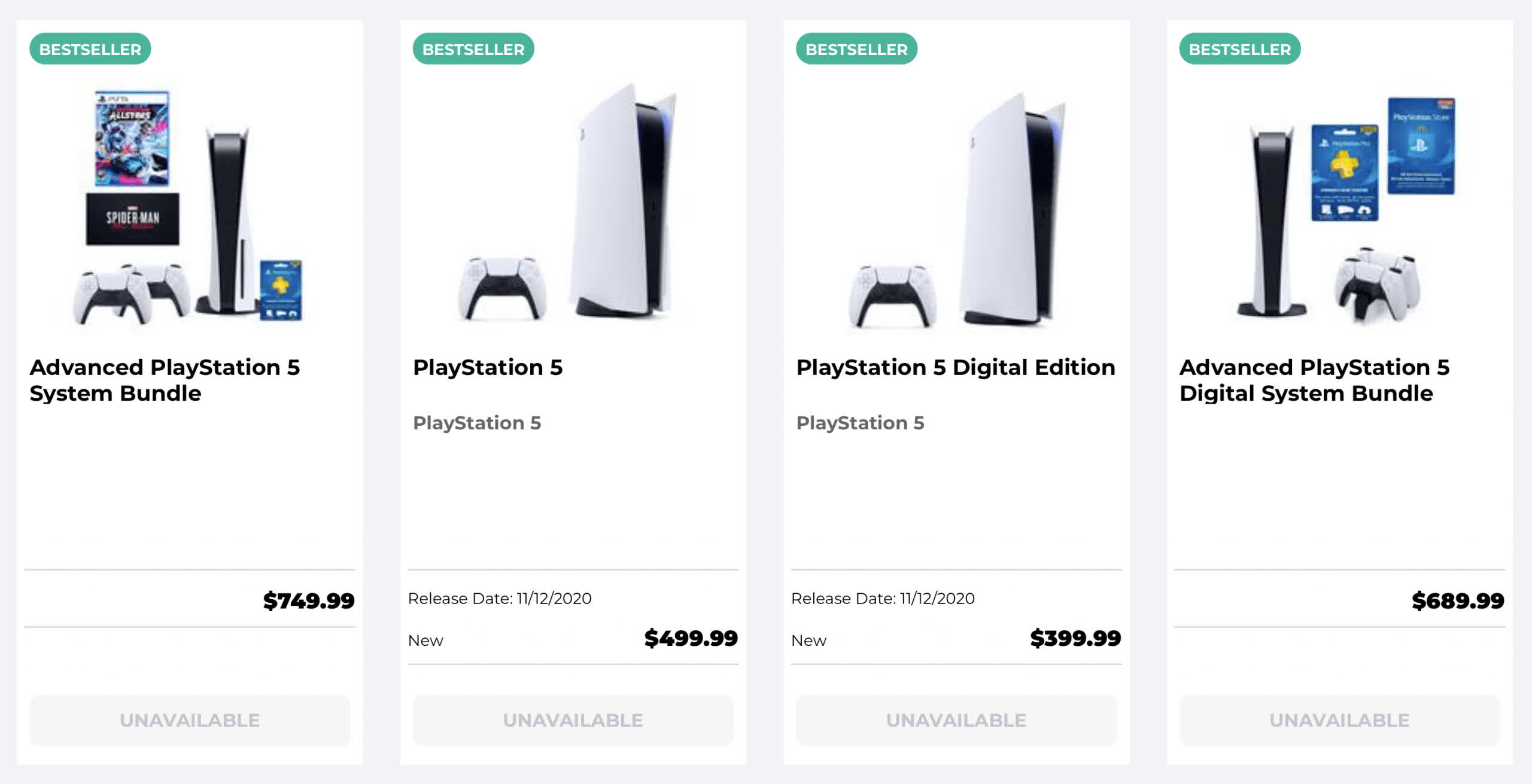 PlayStation 5 pre-orders sell out in less than 24 hours