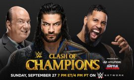 WWE Clash of Champions 2020: How to watch, start time, full card and WWE Network