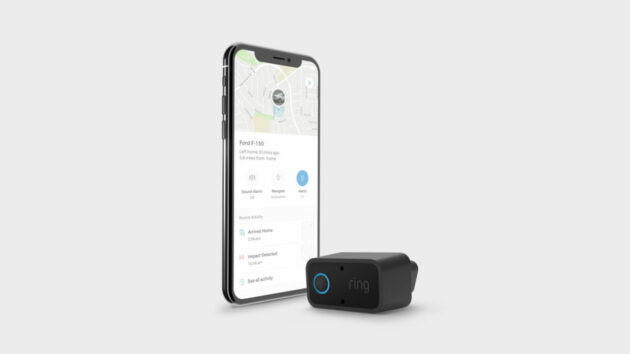 Amazon-owned Ring unveils new security devices for the car, including Tesla integration