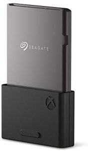 Seagate Storage Expansion Card for Xbox Series X|S 1TB Solid State Drive – NVMe Expansion SSD for Xbox Series X|S (STJR1000400)