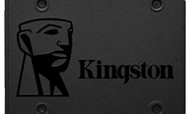 Kingston 240GB A400 SATA 3 2.5″ Internal SSD SA400S37/240G – HDD Replacement for Increase Performance
