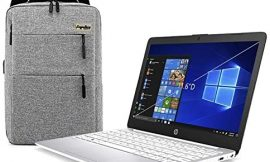 2020 HP Stream 11.6 Inch HD Laptop, Intel Celeron N4000, 4 GB RAM, 32 GB eMMC, Webcam, Windows 10 S with Office 365 Personal for 1 Year (Google Classroom or Zoom Compatible) /Legendary Accesorries