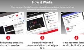Mozilla asks YouTube users to 'donate' their recommendations
