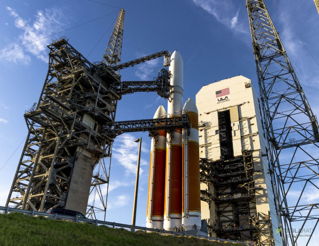 SpaceX's 13th Starlink launch set hours before next ULA Delta IV Heavy attempt