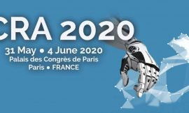 #ICRA2020 workshops on robotics and learning