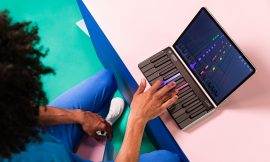 Roli's light-up learning keyboard goes up for pre-order at $299 – TechCrunch