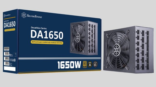 SilverStone's Latest Power Supply Can Drive Two RTX 3090s at the Same Time