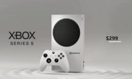 This might be our first look at the Xbox Series S console