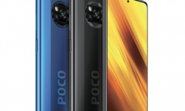 Xiaomi's Poco X3 NFC has a big battery and a 120Hz screen for $235