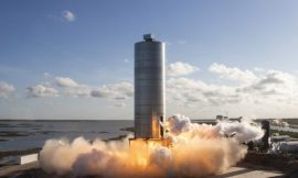 SpaceX Nails Another 150-Meter Starship Flight Test