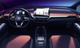 VW's all-electric ID.4 will use interior lighting to communicate with the driver – TechCrunch