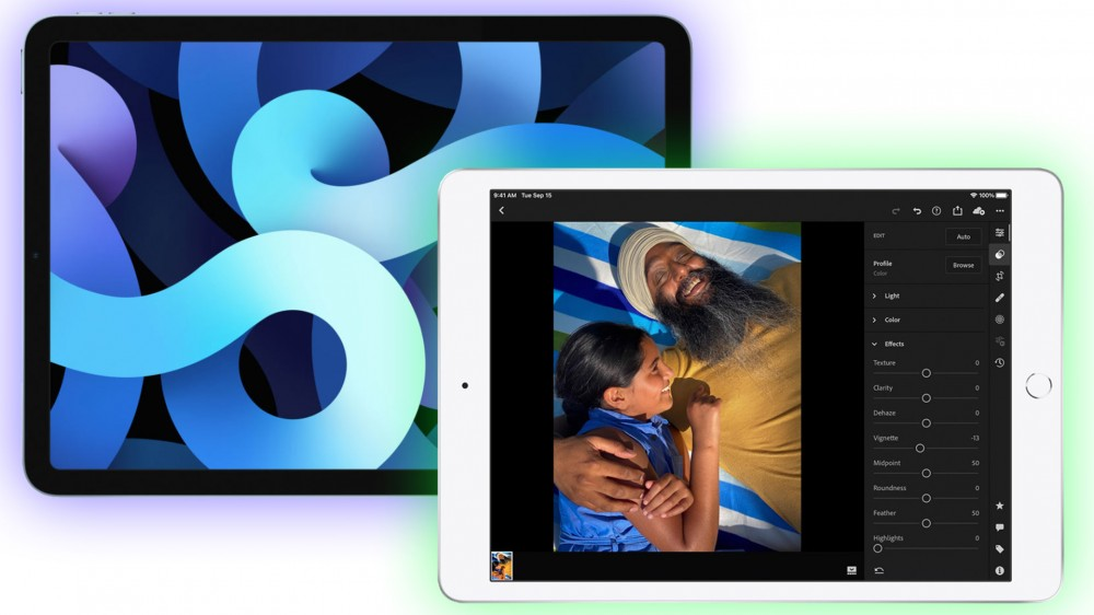 Apple Gives the Standard iPad a New Chip While the iPad Air Gets a Pro Makeover – Review Geek