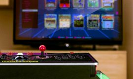 AtGames Debuts the Legend Gamer Series, the Arcade Machine for Your TV – Review Geek