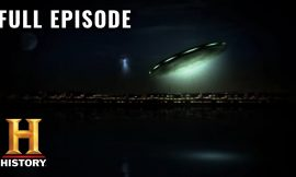 Brad Meltzer's Decoded: Proof of UFOs Revealed (S2, E7) | Full Episode | History