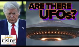 Krystal and Saagar: Fox Host Confronts Trump On Existence Of UFOs