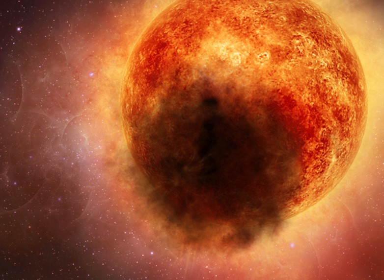 The red giant star Betelgeuse is closer than we thought — will its explosion affect earth?