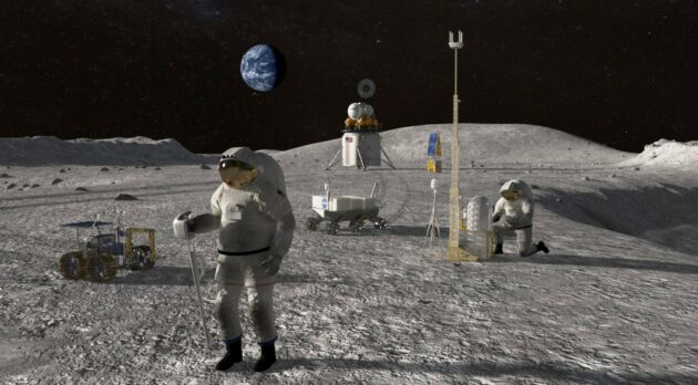 U.S. and other nations sign Artemis Accords for moon missions