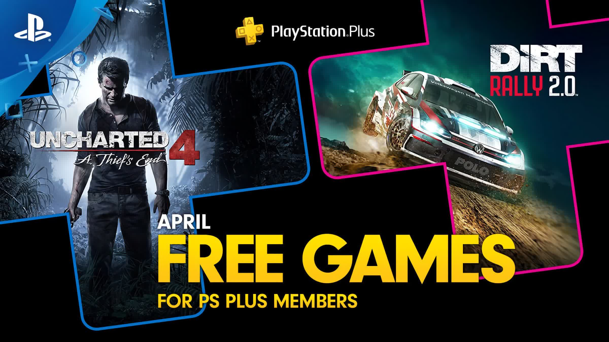 Two free games per console is returning to PlayStation Plus members again