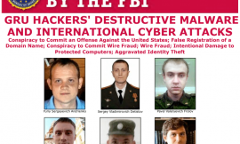 U.S. charges six Russian intelligence officers for extensive cyberattacks including NotPetya ransomware