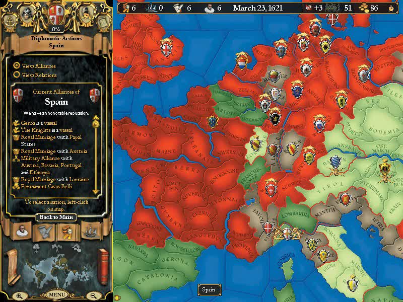 GOG gives away free copies of Europa Universalis 2 to celebrate the series' 20th anniversary