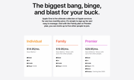 bundles Arcade, Music, TV+, and more into one monthly payment