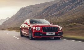 2021 Bentley Flying Spur now available with a twin-turbo V8