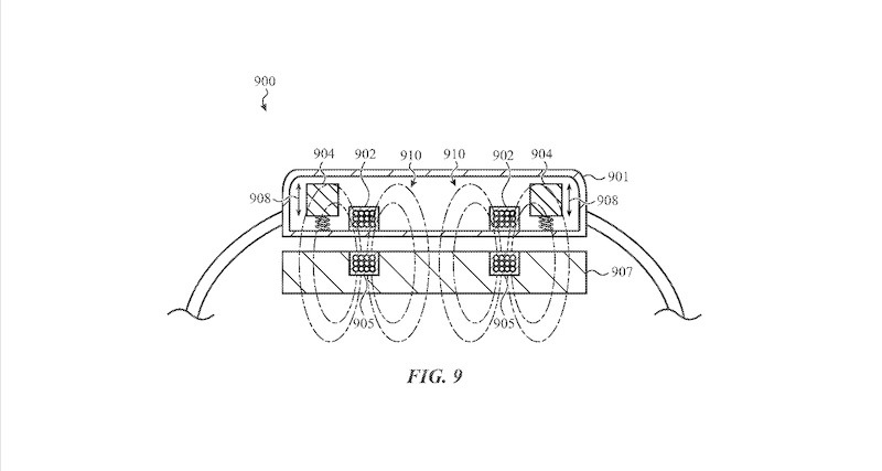 Apple's research of Apple Watch charging coil use for haptic feedback could lead to thinner devices