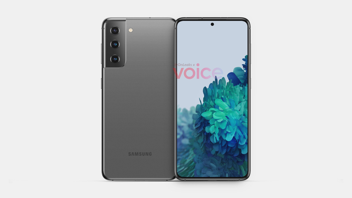 Samsung 'Galaxy S21' design and January 2021 launch leaked