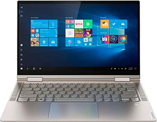 Lenovo Yoga C740-14 FHD Touch – 10th gen i5-10210U – 8GB – 256GB SSD – Mica