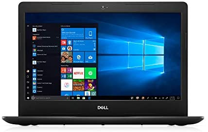2020 Newest Dell Inspiron 14 inch Laptop, Intel Core i5-1035G4 (Beat i7-7500) 10 Geneartion, 8GB RAM, 256GB SSD, HDMI, WiFi, Intel UHD Graphics, Bluetooth, Windows 10