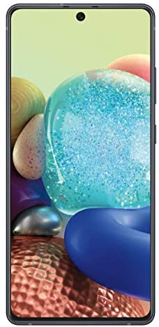 Samsung Galaxy A71 5G Unlocked , 6.7″ AMOLED Screen,128GB of Storage, Long Lasting Battery, Single SIM, 2020 Model, US Version, Black