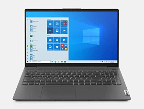2020_Lenovo IdeaPad 5 15.6″ FHD IPS Touchscreen Display, 10th Gen Intel Core i5-1035G1 CPU, 16GB DDR4 RAM, 512GB SSD, Camera, WiFi, Bluetooth, Backlit Keyboard, Fingerprint Reader, Windows 10